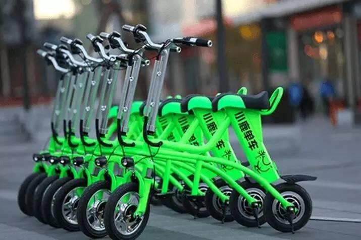 共享单车项目再添入局者,小鹿单车将运营电动