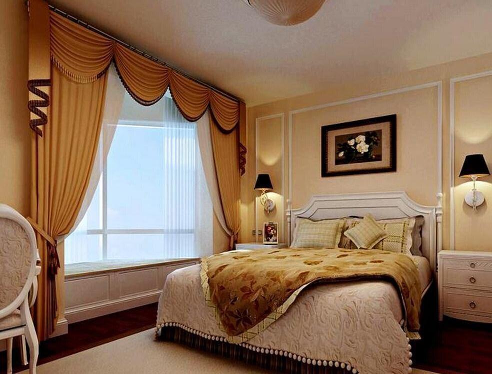 小户型大空间,卧室装修效果图,营造出温馨的氛围