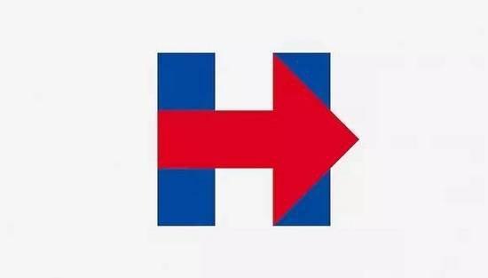 助阵美国总统竞选, 品牌logo设计哪家强图片