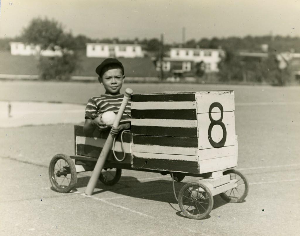 你一定没见过肥皂盒也赛车?