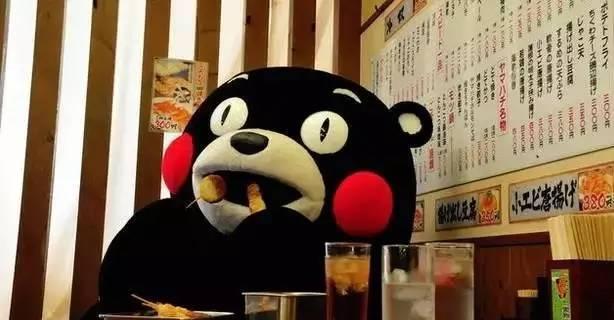 你们喜欢的熊本熊都是一个人扮演的吗