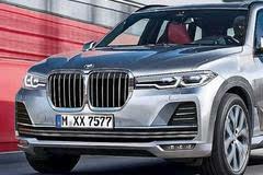 这副尊荣的BMW 全新X7大尺寸SUV 车主们能接受吗?