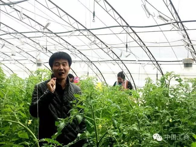 【中国工商?业界】物联网+农业―