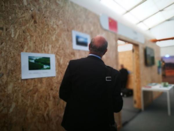 中国旅游景区拍照大赛作品展走进摩洛哥大会