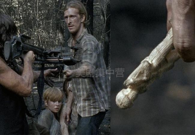 《行尸走肉》第七季第四季预告图及第三集细节