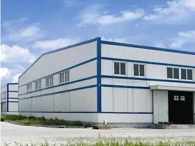 果尔佳针对金属钢结构厂房的防水处理方法