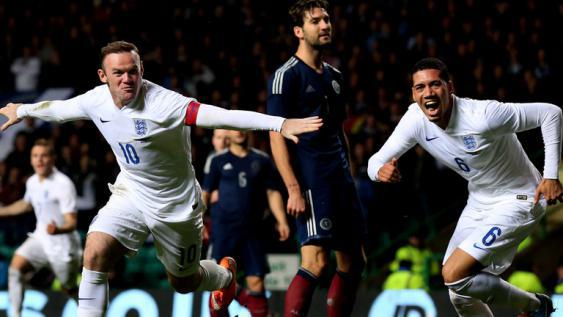 英格兰VS苏格兰 金辰彩业APP大数据解析欧预赛