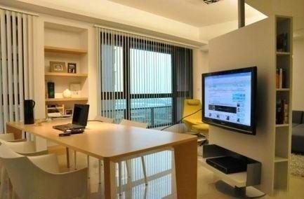小户型客厅电视墙装修设计注意细节曝光