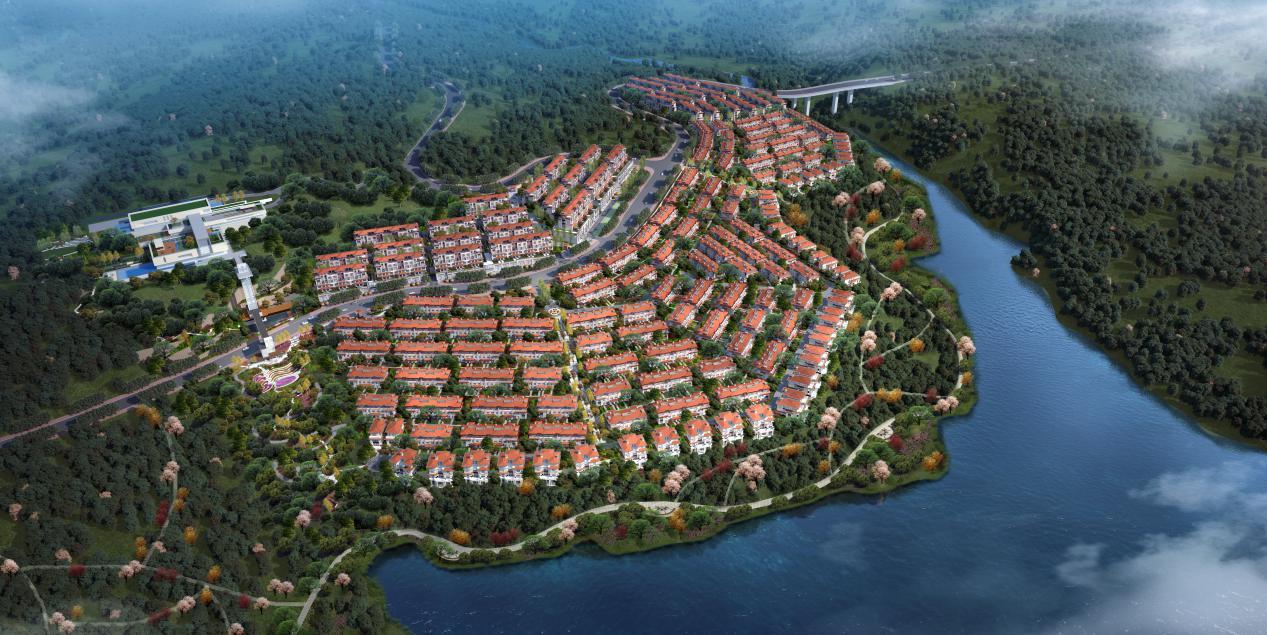 2016中国海绵城市建设案例:重庆华侨城规划实践图片