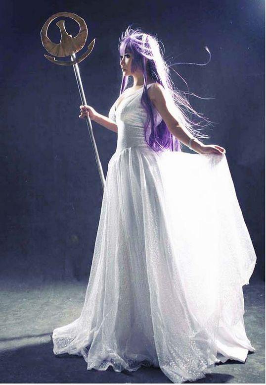 cos雅典娜 完美女神降临