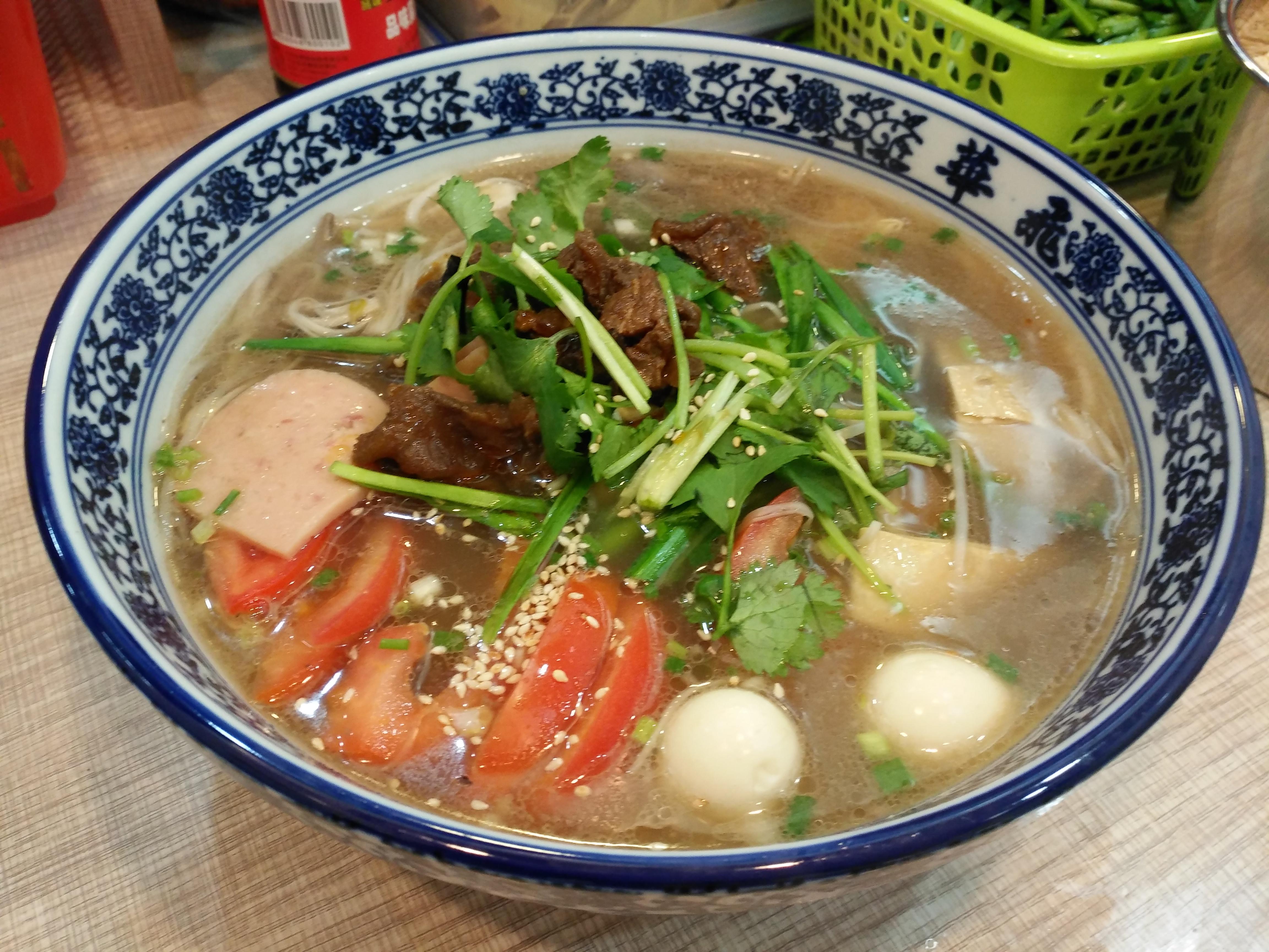 火锅米线------考生能量餐之十二_手机搜狐网