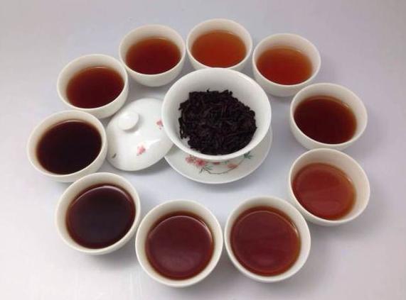 黑茶蜂蜜水的功效图片