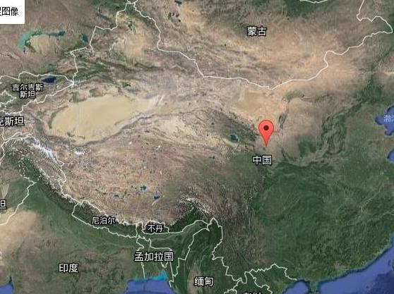 北斗卫星高清地图