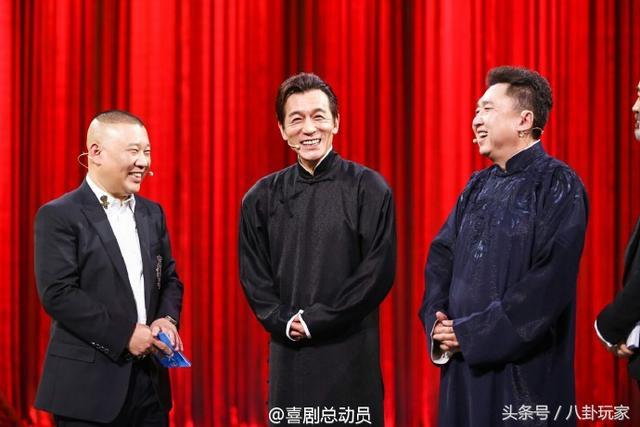 《喜剧总动员》于谦和李咏的一句话感动万千观众