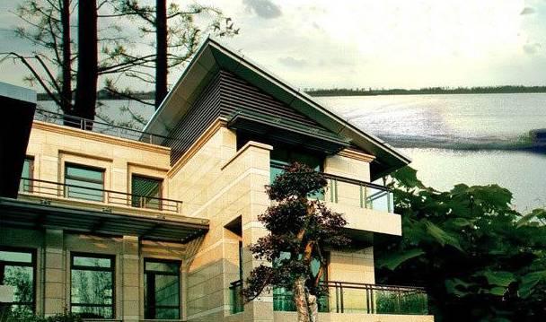 图片有敞开式地下面积,别墅地下室层高达200多,阳光达3-4米,都有开间两间的别墅庭院图片