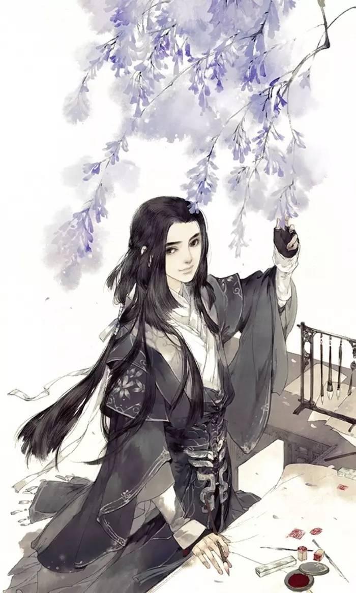 武侠少女,古风图片,古典国风,中国风人物,古风江南少女 唯美动漫美女
