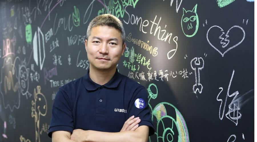 智客 驭势科技CEO吴甘沙 创业是因为不愿再以 死神视角 看自己