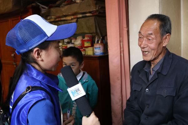 尚月珍奶奶瘫痪在床21年一直是高爷爷在照顾