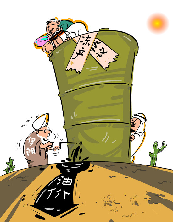 燕子金融:11.14伊朗增产叫嚣OPEC  日内银油如何布局