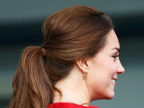 最新时尚Kate Middleton凯特王妃时尚发型图片