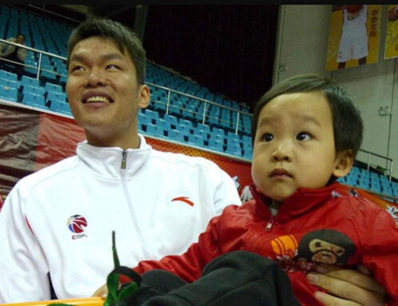 不看不知道 这些体育明星的孩子居然都不是中国籍