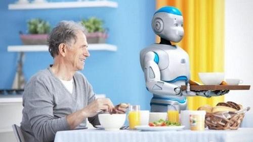 以机器人为智能家居入口 打破壁垒还需时日