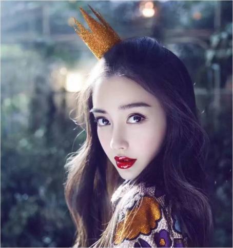 还记得刘诗诗结婚时的仙女模样吗?图片