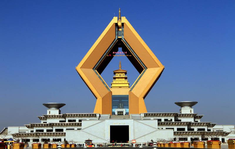 西安必去的名胜古迹,一眼望穿千年