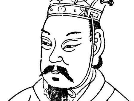 三国志人物图画——曹操第一之一:魏武帝的名号