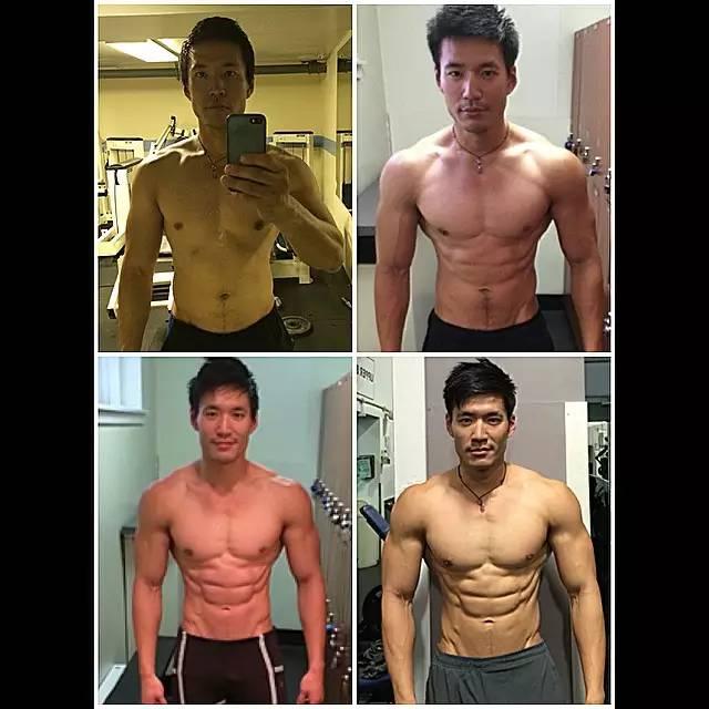 做男人不能太瘦!图片