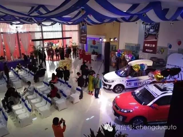 SUV是中国车市的万能药吗? 从昌河铃木新店开业说起