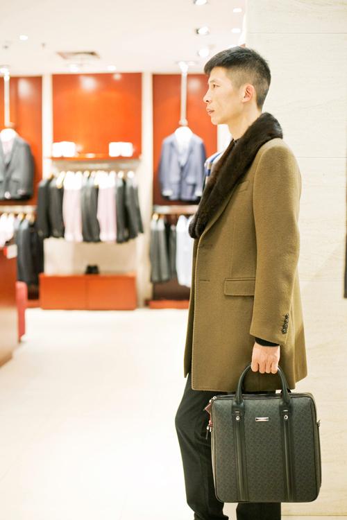 男士冬装外套选购技巧及男装搭配