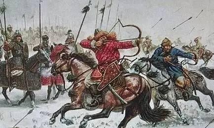 一块扔向蒙哥的神奇流石拯救了西方基督教世界 - epfe-72205 - 天国证道