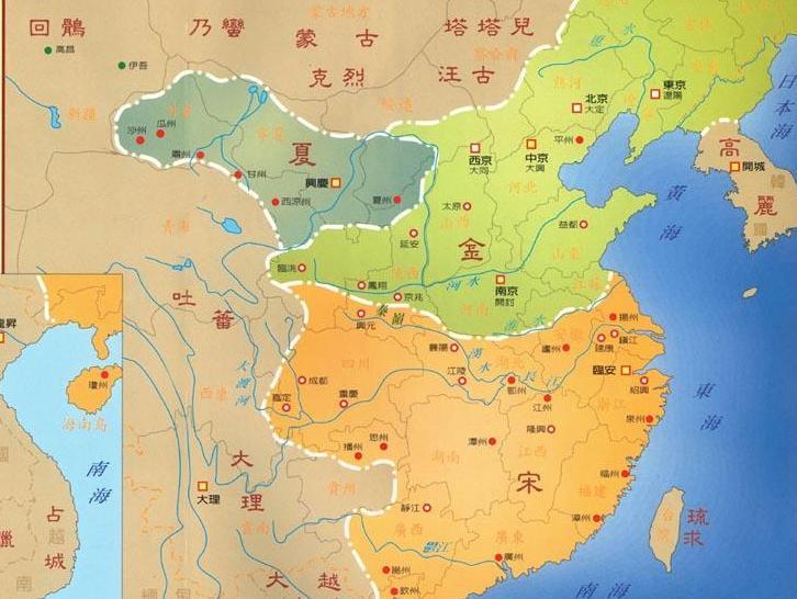 蒙古帝国疆域有多大