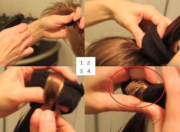 3个方法让你拥有超自然卷发~电棒卷的都不需要