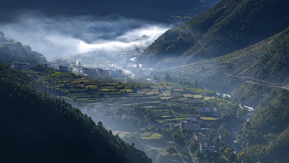 四川最美三大藏寨