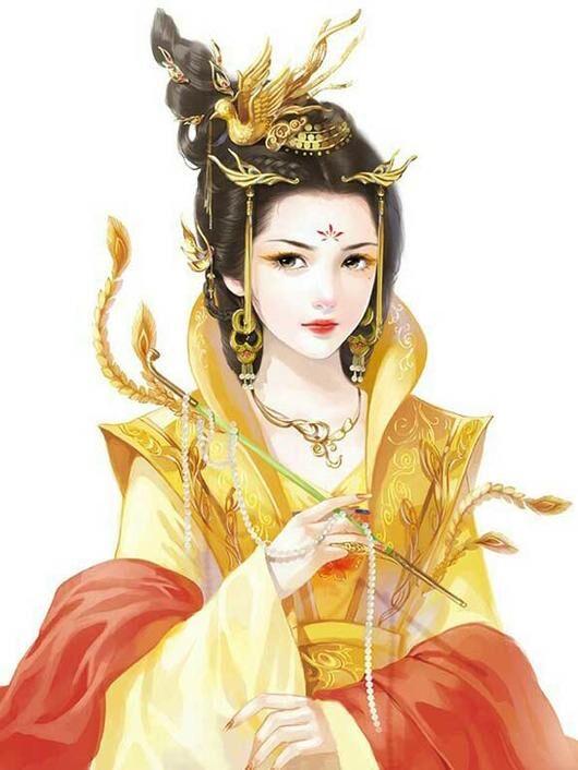 武则天_中国历史上三大女性统治者,除了武则天还有两位
