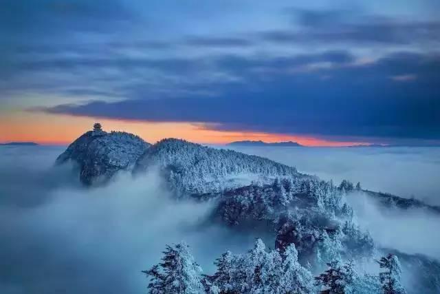 揭秘峨眉深山的行宫,藏在亚太最大丛林