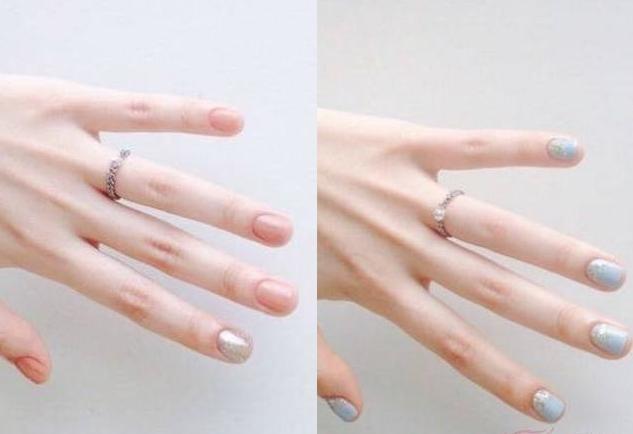 大全1》》》》》对于短指甲女生来说图片