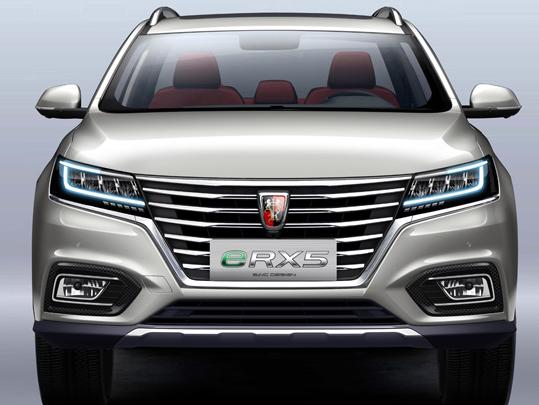 车又添新兵,纯电动SUV荣威ERX5上市高清图片