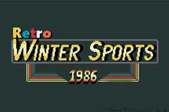 《复古冬季运动1986》下月上架 各国运动员共斗雪上竞技
