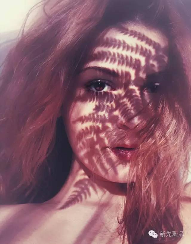 阴影也可以打造神奇的人体艺术!