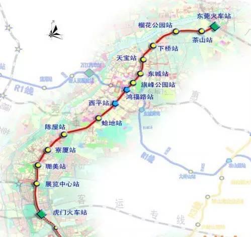 【探秘】东莞地铁2号线上你绝对不知道的这几个秘密!