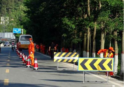 """甘肃省秦州公路段""""八到位""""确保安全无事故"""
