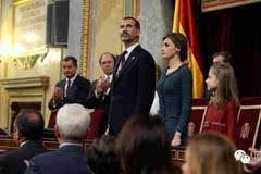 【欧浪网】西班牙国王今日主持第12届国会开幕式