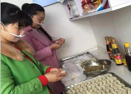 潢川县红太阳国学幼儿园举行午餐开放日活动