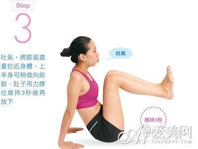 运动减肥瘦身方法图片