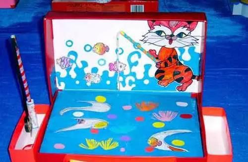 幼儿园玩教具制作