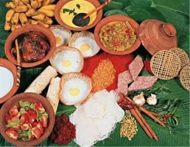 再遇锡兰 美丽兰卡   民族饭店斯里兰卡美食节