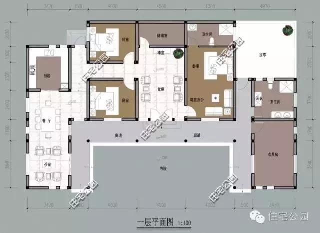 10套农村新中式自建房户型
